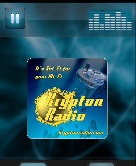 Krypton Radio Pushes Out
