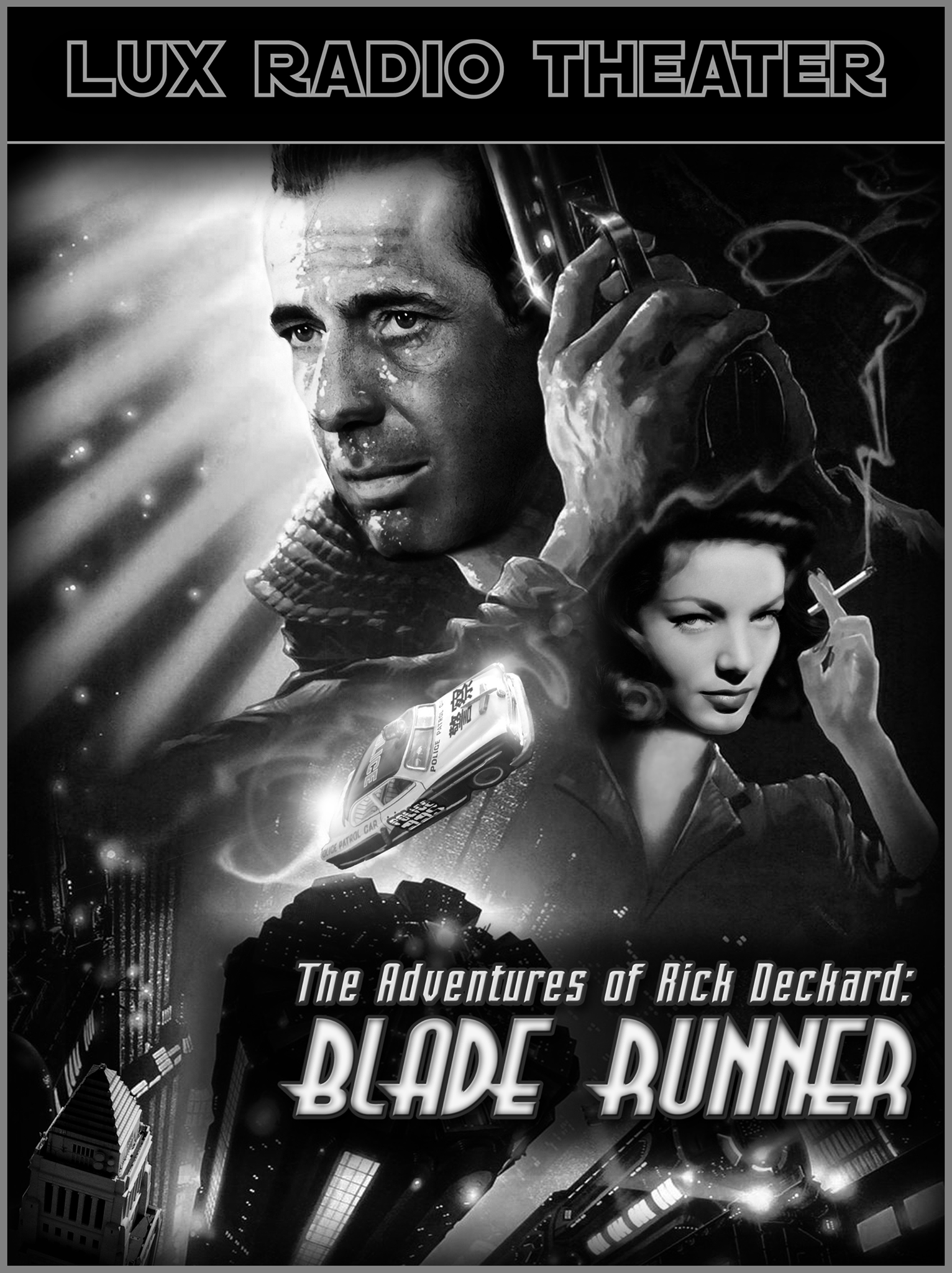 """Adventures of Rick Deckard"" Debuts on Krypton Radio for ""Bladerunner"" 35th Anniversary"
